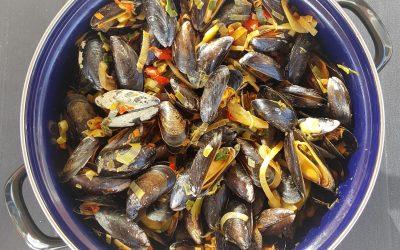 Zeeuwse mosselen koken voor beginners