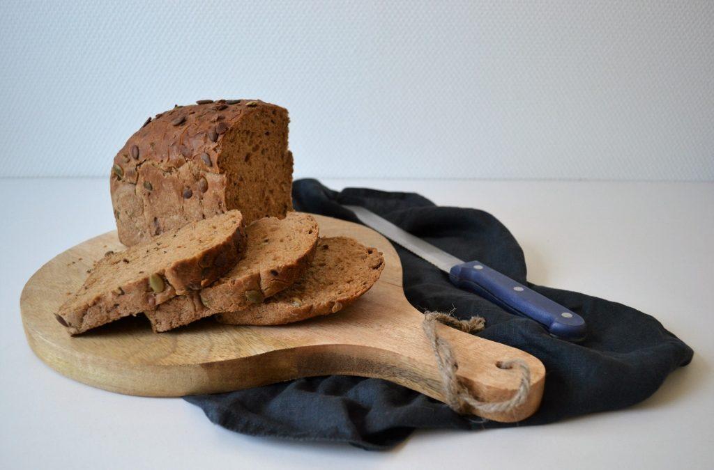 Glutenvrij brood van Happy Bakers