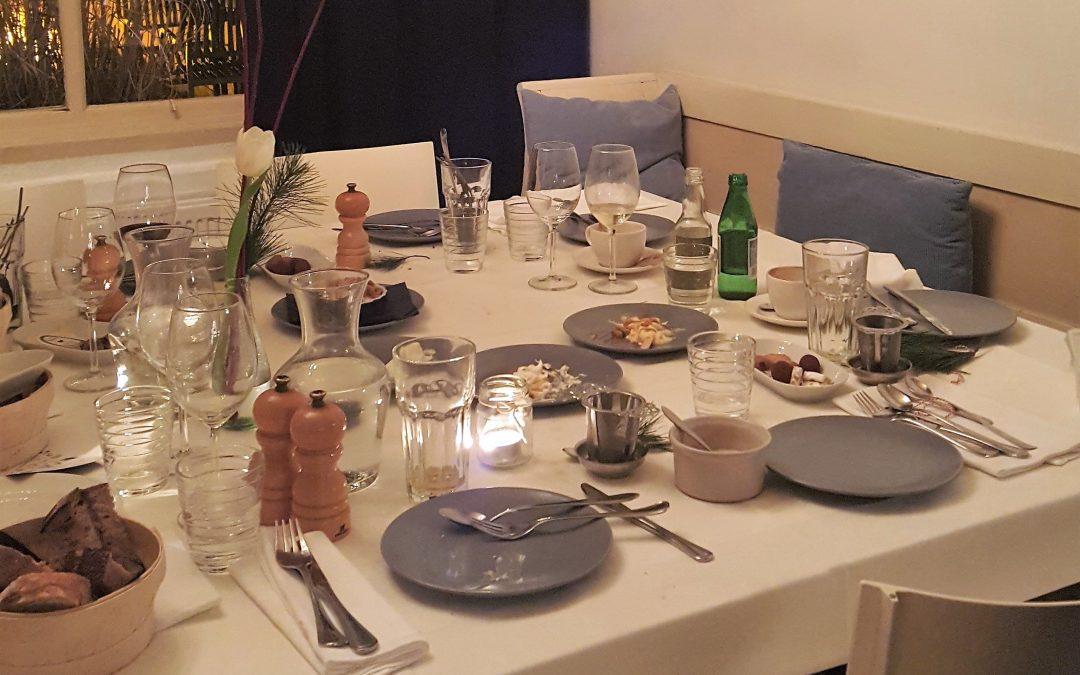 Restaurant De Gouden Bock in Middelburg