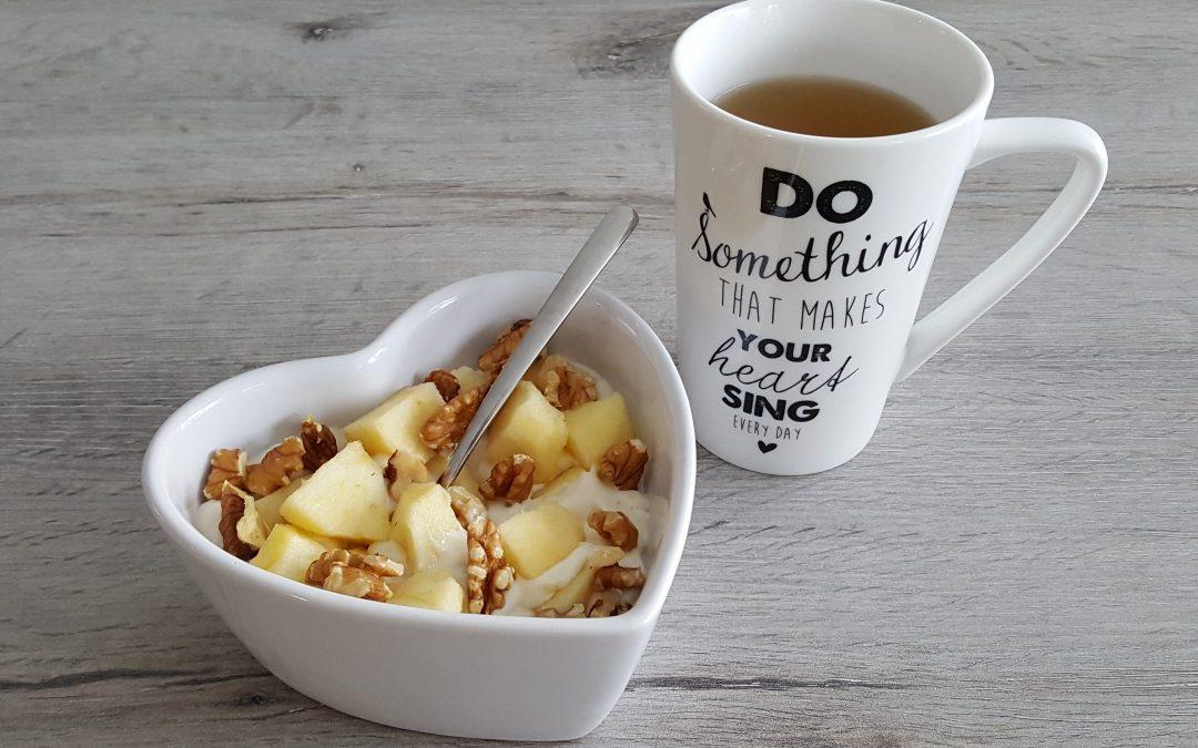 Mijn top 5 van ontbijtjes bij afvallen