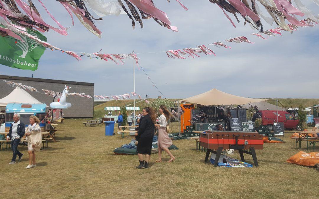 Foodfestival Smaak aan Zee Brouwersdam